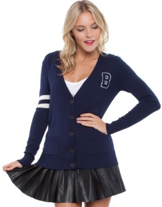 1&20 Blackbirds Campus Cardigan on sale $38.47 @ The Iconic
