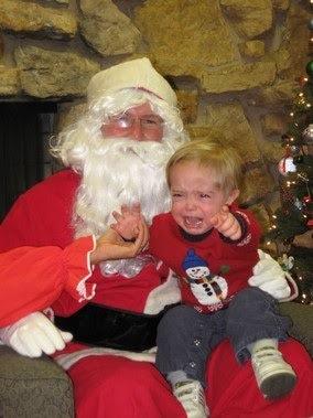 Santa Claus Terror